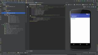 [RUS] Learn Android Lesson #1 HelloWorld application