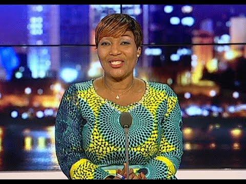 Le 20 Heures de RTI 1 du 24 Septembre 2017 par Marie Laure N'GORAN