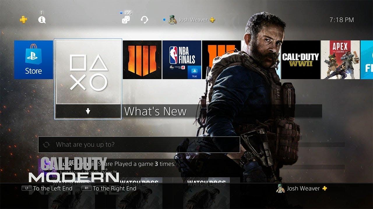 How To Unlock Modern Warfare Dynamic Theme New Youtube