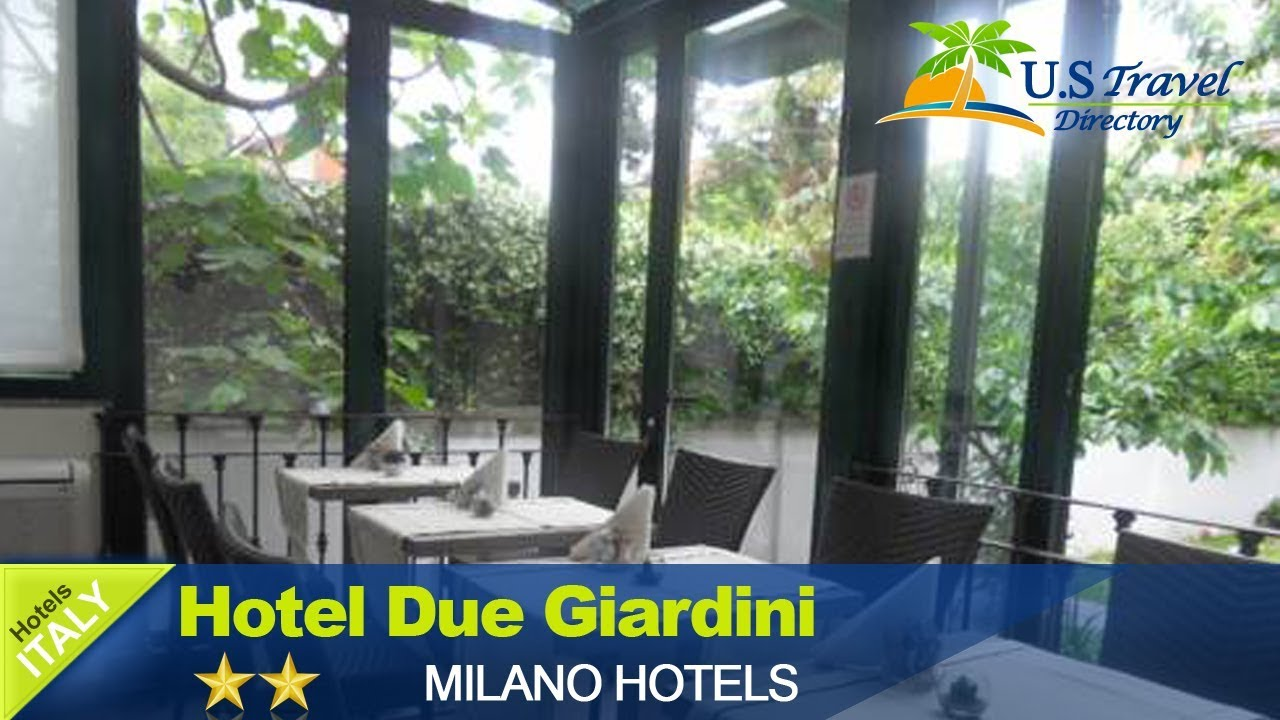 Hotel due giardini a milano a partire da u ac destinia