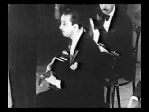 ♫♪♬♪ Django Reinhardt~Live~Den Haag.flv