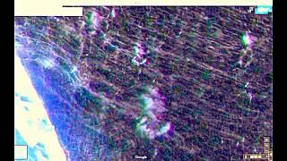 ANTARCTICA - amazing flows moving over ocean