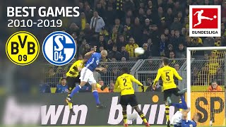 Borussia Dortmund vs. FC Schalke 04 | 4-4 | Best Games of The Decade 2010-2019