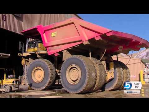 Pink Trucks At Kenncott