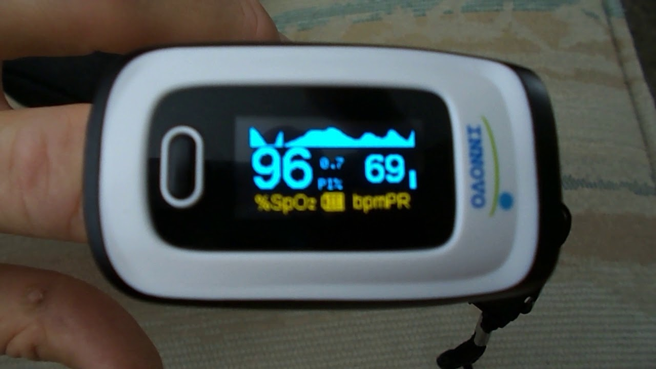 Pulse Oximeter with Atrial Fibrillation Display