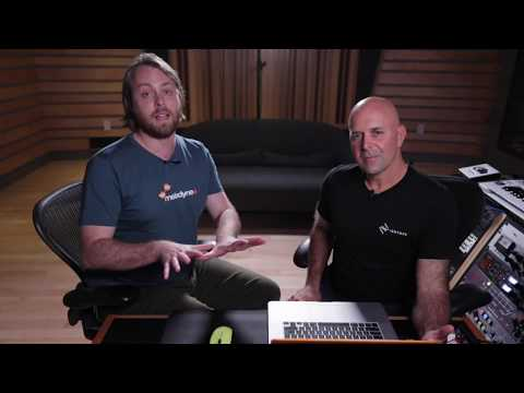 Using Pitch Correction on Vocals with Melodyne 4 essential and Nectar 3