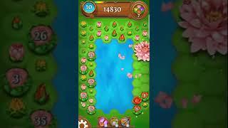 Blossom Blast Saga Level 1045