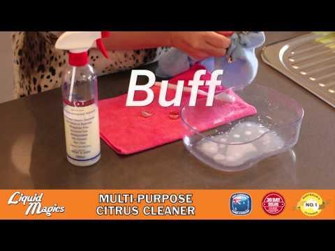 Liquid Magics Multi-Purpose & Jewellery Cleaner
