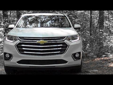 2019 Chevrolet Traverse: Review