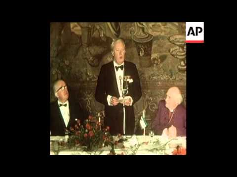 SYND 2-1-73 HEATH SPEECH AT EEC ENTRY CELEBRATION BANQUET