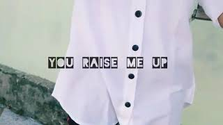 YOU RAISE ME UP (violin cover)