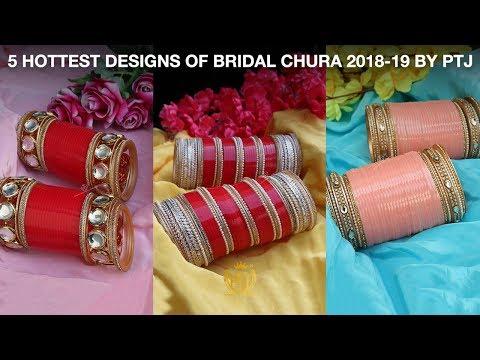 Hottest Chura Designs Of 2018-19 | Punjabi Traditional Jewellery | Indian Wedding Guide