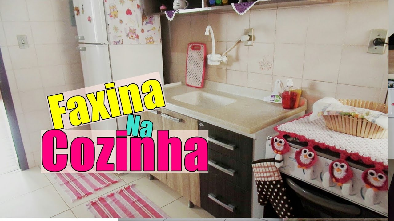 Faxina Na Cozinha Vidadecasada 102tube Net