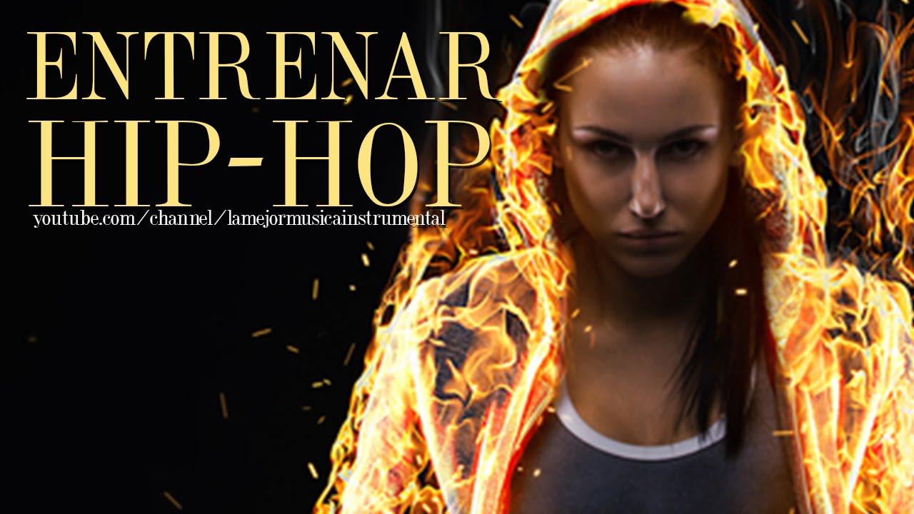 Musica para hacer ejercicio en el gym y entrenar duro hip hop