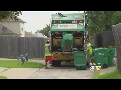 Rowlett Dumps Trash, Recycling Collection Provider