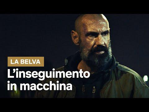L'adrenalinico inseguimento in macchina di Fabrizio Gifuni ne La Belva   Netflix Italia