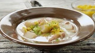 Soup Recipes - How To Make Slow Cooker Potato Soup