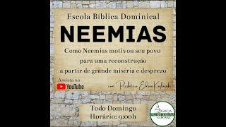 Escola Bíblica Dominical - 26.07.2020