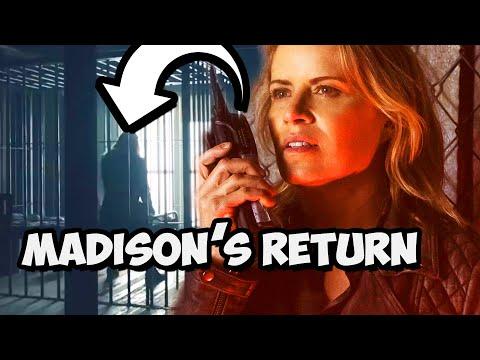 Fear The Walking Dead Season 6 'Madison's Return & MORE Clues' Breakdown