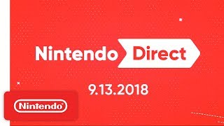 Nintendo Direct 9.13.2018 thumbnail