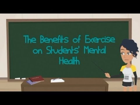 Exercise and mental health