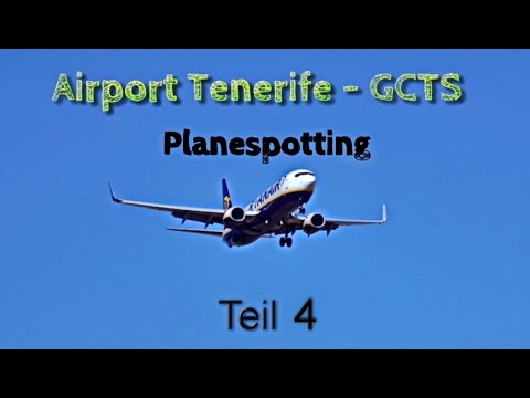 Airport Tenerife GCTS  - Teil 4