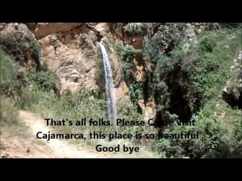 Cataratas de Llacanora-Cajamarca-Perú-Hermosos Paisajes- English Subtitles.