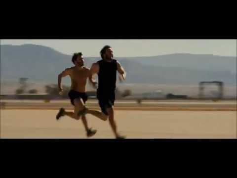 Lone Survivor - Running Scene