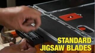 Worx Wx570 Bladerunner™ 650w Multi-purpose Scrolling Saw