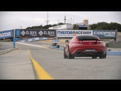 CHRIS HARRIS ON CARS - Mercedes AMG GT S