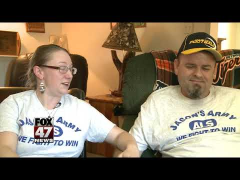 Grand Ledge community comes together to help local family