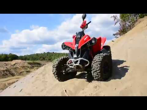 can am renegade 850 yoshimura straight pipe youtube. Black Bedroom Furniture Sets. Home Design Ideas
