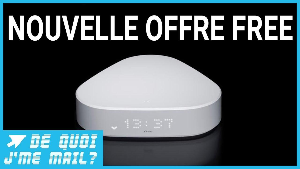 Free commercialise une Freebox Delta moins chère sans Player DQJMM (1/2)