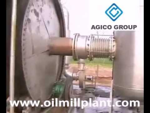 KMEC's Oil Mill Plant
