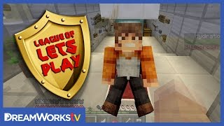 Minecraft: Planetary Confinement with FinsGames | LEAGUE OF LET'S PLAY
