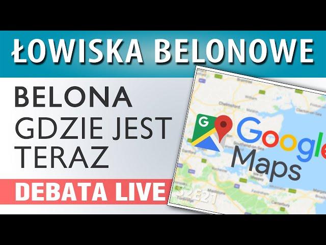 DEBATA ➤ Nasze ŁOWISKA BELONOWE