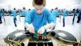 Безбашенный mixing dj