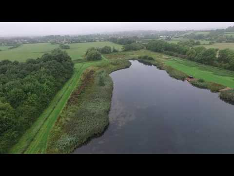 Trent View Carp Fishery  Nottingham  (phantom 3 Adv)
