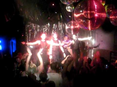 Last Dance: Nancy Boys, Featuring Candy Lane, Taro Patch and Mimi Boyz
