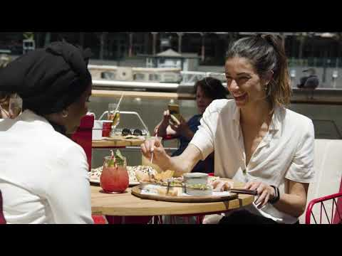 Outdoor dining in the city   City of Melbourne