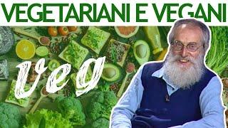 Dott. Mozzi: Vegetariani, vegani, animalisti, macrobiotica