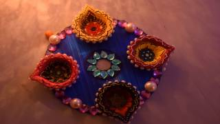 Art Exhibition during Diwali by students of Reliance Education – Borivali center