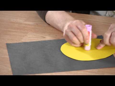 Kindergarten Solar Eclipse Craft Projects : Kindergarten Crafts