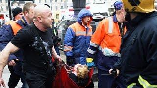 Взрыв в питерском метро: много погибших и раненых | НОВОСТИ