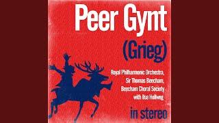 Peer Gynt: Return of Peer Gynt (Storm Scene)