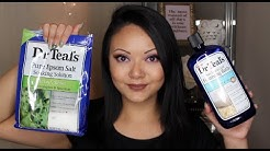 Dr.Teal's Foaming Bath Review   Top Two Tuesday