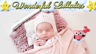 1 Hour Relaxing Baby Lullabies Compilation ♥ Soft Musicbox Nursery Rhymes ♫ Good Night Sweet Dreams