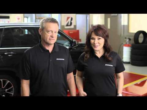 Tire Rotation   Bridgestone