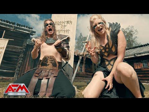 Смотреть клип Brothers Of Metal - Kaunaz Dagaz