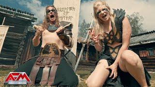 Miniatura do vídeo BROTHERS OF METAL - Kaunaz Dagaz (2021) // Official Music Video // AFM Records